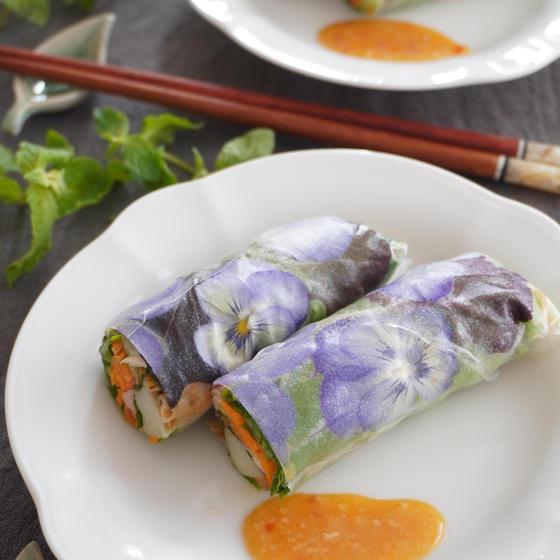 アジアンハーブでベトナム料理レッスン♪第2弾