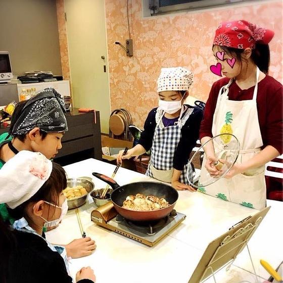 和ごころ 子ども料理教室 さくら坂スタジオ 秋期