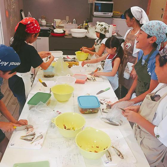 【小学生】和の家庭料理教室 犬蔵教室 (子ども料理教室)