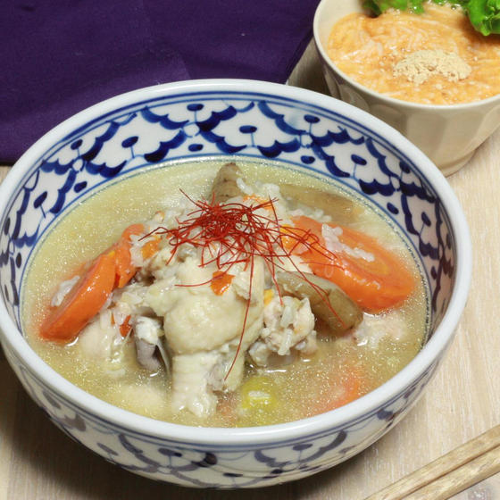 お正月食材の余り物を活用!韓国家庭料理レッスン