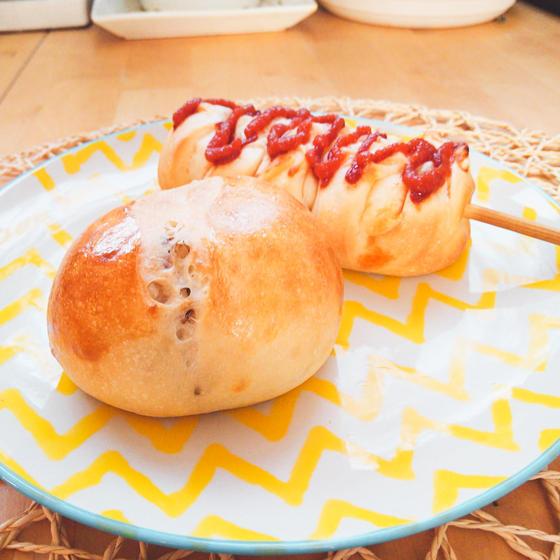 一つの生地で2種類のパン作り NHKカルチャーレッスン