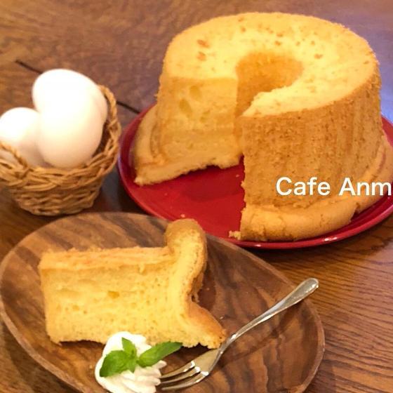 見守り保育つき お菓子教室 シフォンケーキ