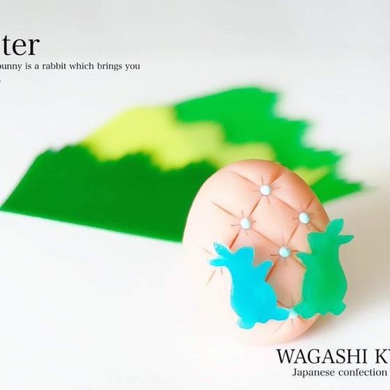 【湘南藤沢和菓子づくり】イースター〜練り切り〜