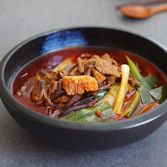 ヘルシーユッケジャンと韓国常備菜の会