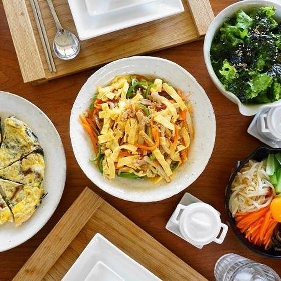 チヂミやキンパの韓国家庭料理で夏のお楽しみ