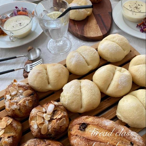 白パン、シュガーレーズン