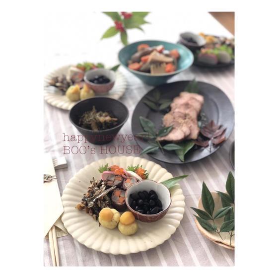 【お節レッスン2020】気軽に作るおうちおせちをご紹介!