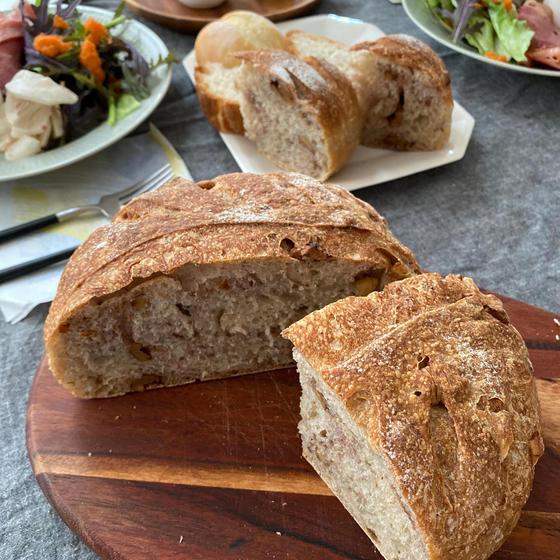 【天然酵母基礎教室】自家製酵母パンの作り方