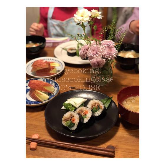 【子供料理教室】季節野菜でお料理を楽しもう!