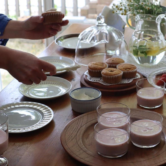 野菜や果物を使ったお菓子や発酵ドリンクも お楽しみ