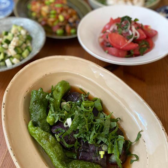 煮浸しは夏の定番料理!茄子料理を綺麗に仕上げるポイント
