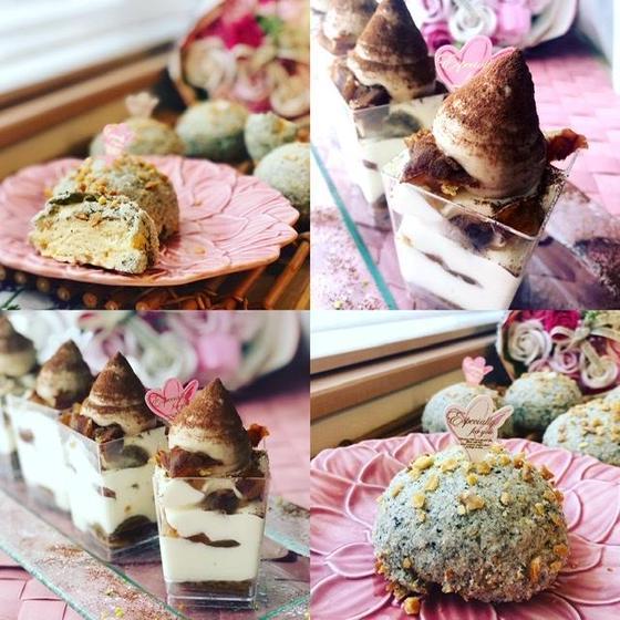 11月お菓子パン『マロンティラミスムース&大人メロンパン』