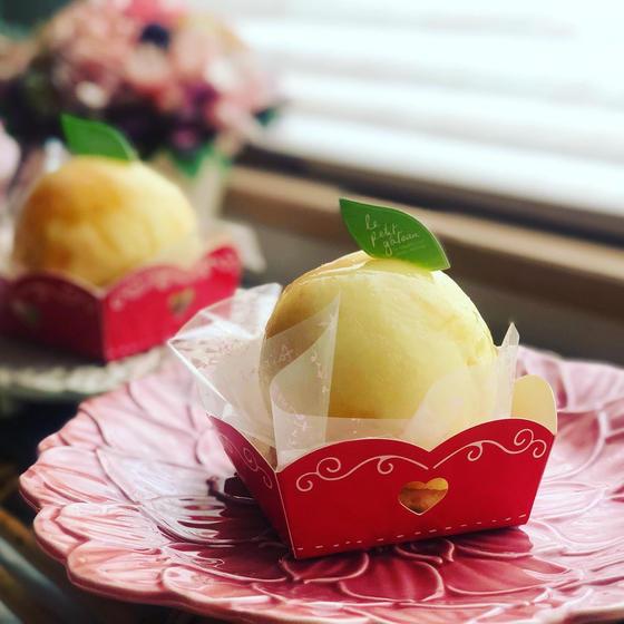 8月お菓子教室『贅沢✨丸ごと桃のタルト』🍑🍰