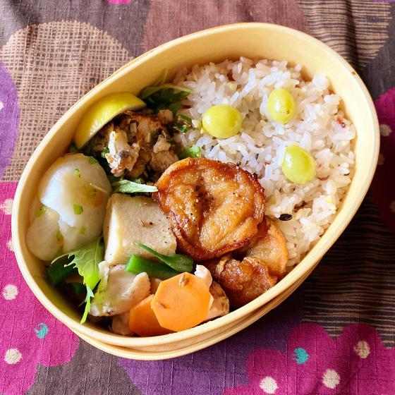 グリル野菜とサラミのごちそうサラダレッスン