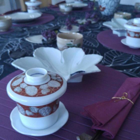 夏の疲れを癒す和食テーブルレッスン