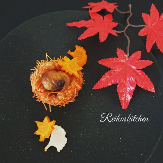 秋の和食テーブルレッスン