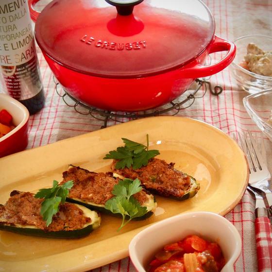 フレンチスタイルの家庭料理ーお豆腐SPとフランスの野菜料理