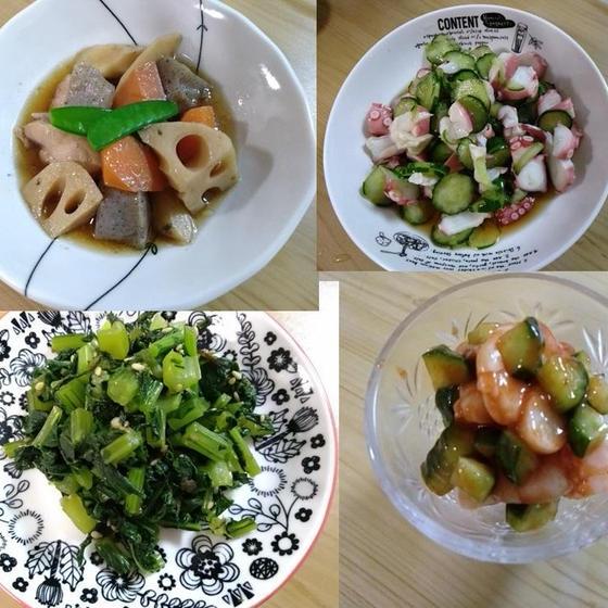 惣菜コース 全10回 50,000円(材料費込み)