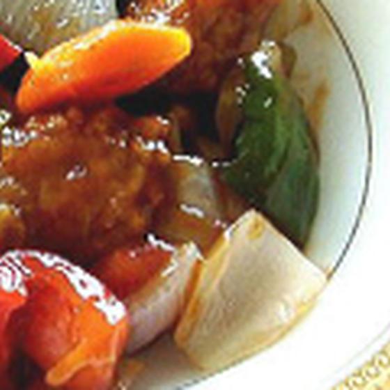 基本料理コース 中華
