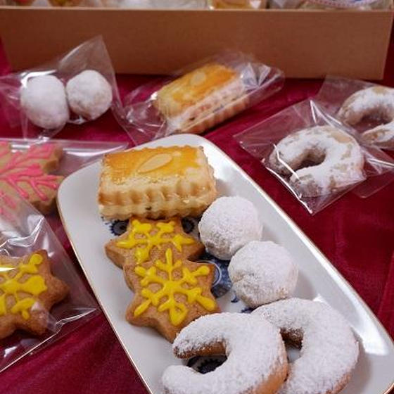 クリスマス焼き菓子ボックス