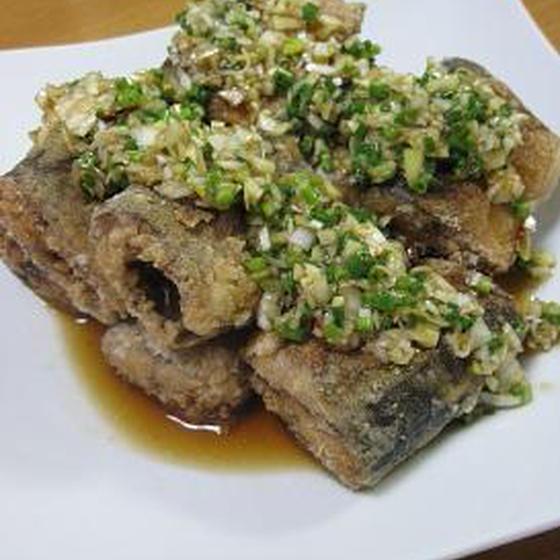 生秋刀魚を使って、秋和食!
