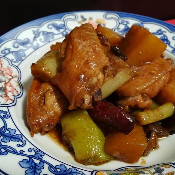 中国家庭料理教室 秋の食材で中華定食