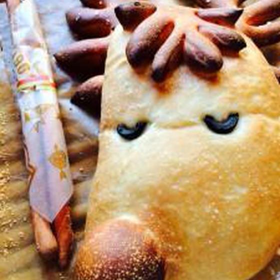 クリスマスおやこパン教室