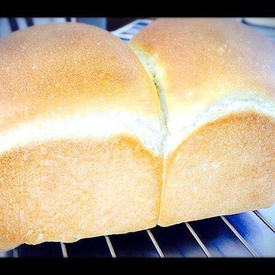 米粉入り豆乳食パン【イースト】