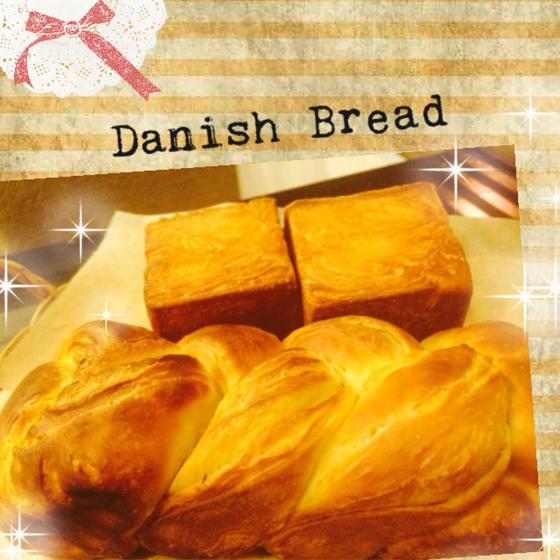 デニッシュ食パン【とかち野酵母】