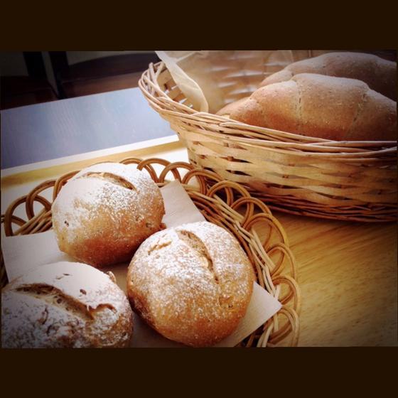 低糖質ブランパン【白神こだま酵母】