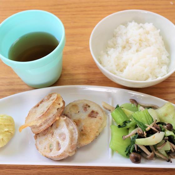 小学生kitchen(子どもだけで作り親子で食べます)
