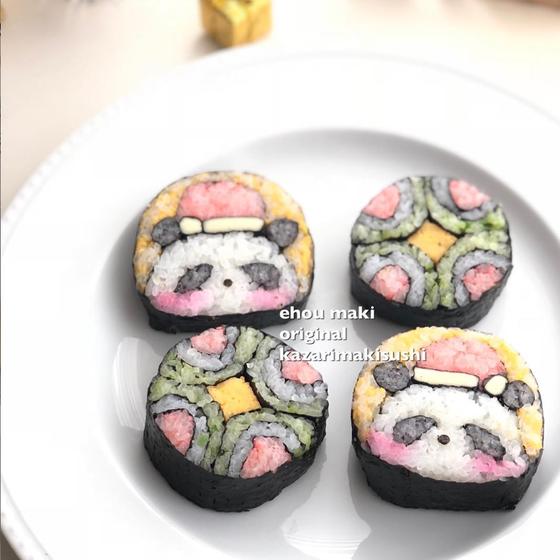 【対面レッスン】クリスマス料理(パンダサンタ)