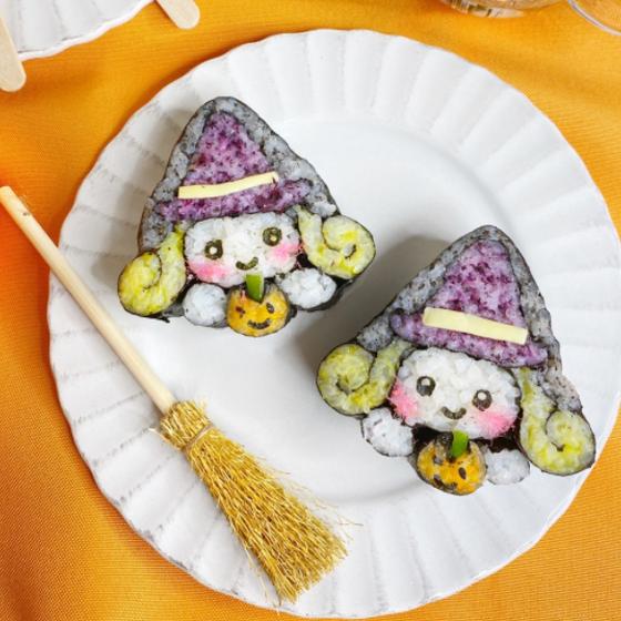【対面レッスン】野菜ソムリエが教える目利き術&簡単!ハロウィン巻き寿司づくり
