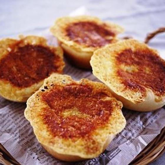 パリパリチーズカレーパン&シナモンロールレッスン