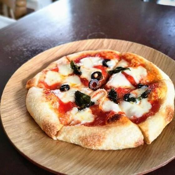 【オンライン】魚焼きグリルで焼く簡単ふわもちピザ