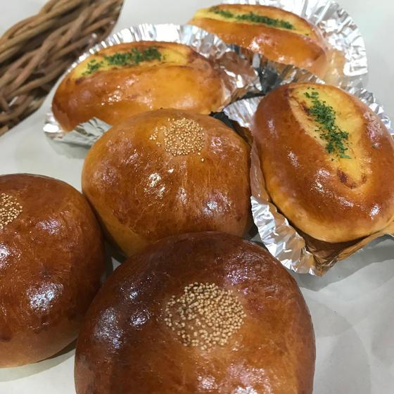 パンとお菓子の美味しいレッスン