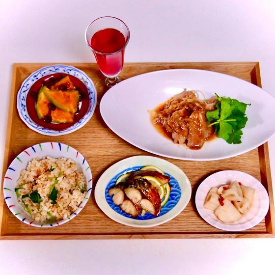 時短で簡単!秋の和食