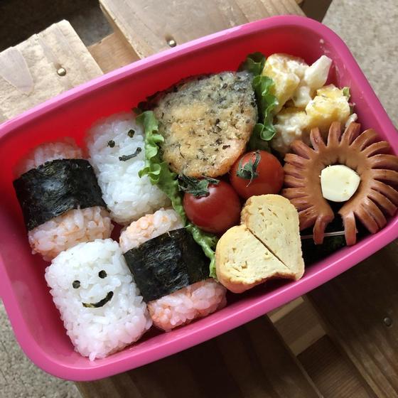 【おとなクラス】未就学〜小学生のお弁当