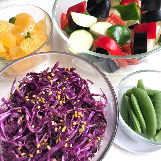 【おとなクラス】野菜1個で簡単副菜&常備菜15品 秋野菜編