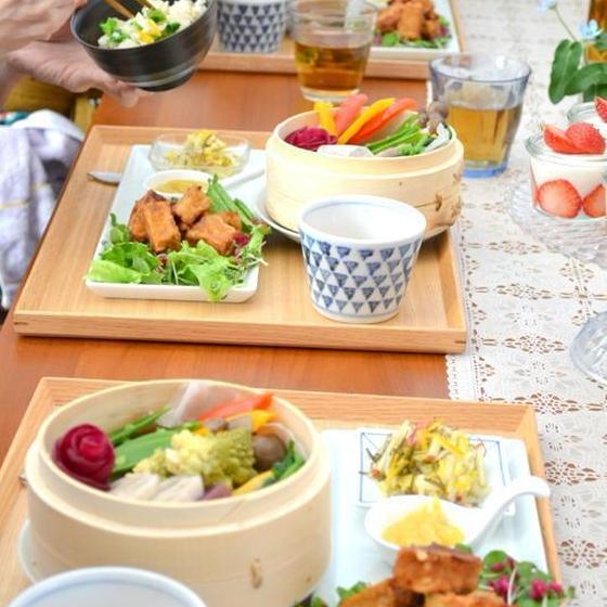 美味しい冬野菜でデトックス!身体に優しい「ベジ和食」レッスン