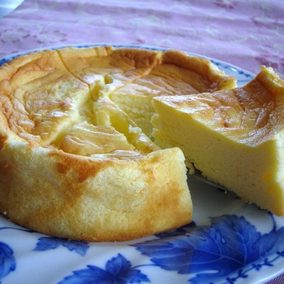 ベイクドチーズケーキ(15㎝型1台)