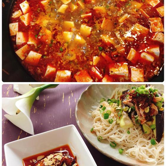 発酵食べるラー油とたけのこメンマ風&お家中華メニュー