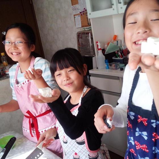 子ども料理教室 ~お魚の骨抜きに挑戦~