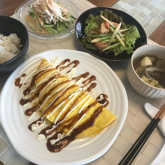 ゆる~い糖質オフ料理教室・中華