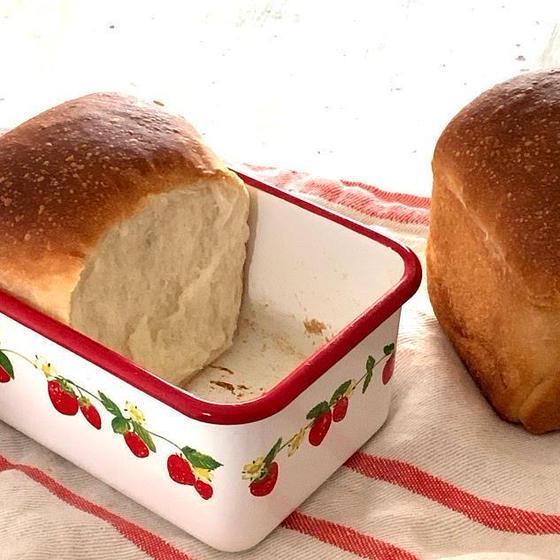 はじめてのホーロー食パン講座