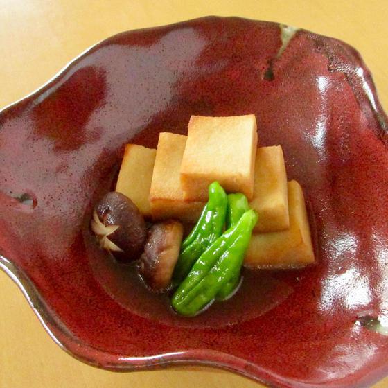 """必見!高野豆腐がメイン料理になる?""""高野豆腐の揚げ煮"""""""