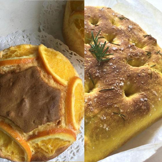 9月のパン*お菓子レッスン