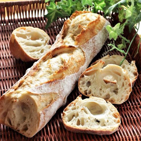 【パン】第2弾☆高加水バゲット