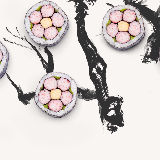 JSIA飾り巻き寿司3級認定講座
