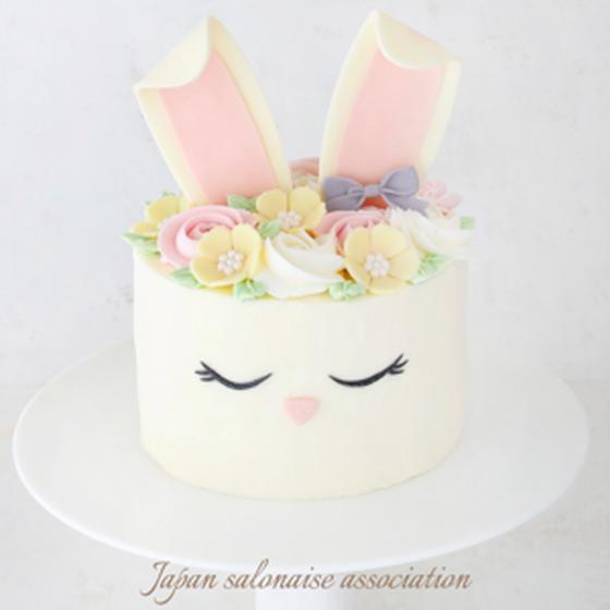 JSAパーティーデコレーションケーキ認定講師講座②